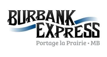 Burbank Express Portage la Prairie MB